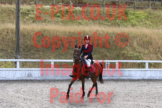 CME BS Junior and Unaff Showjumping 04-09-2020