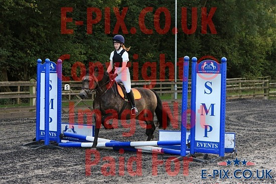SMP Events - Unaffiiated Showjumping - Breach Barn 20-09-2020