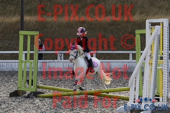 CME - Unaffiliated Showjumping - 20-09-2020