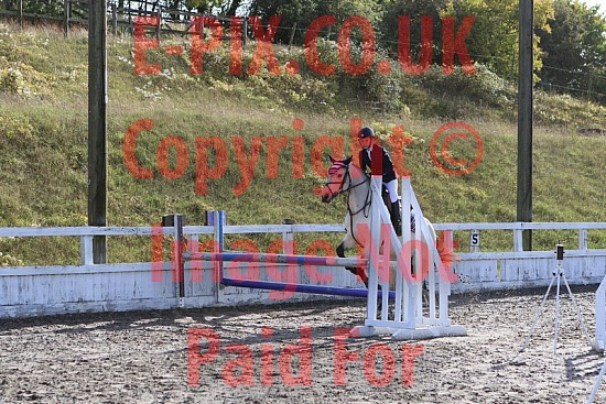 CME BS Junior Showjumping 26-10-2020